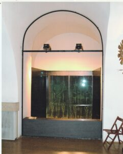 Holograms in Museo della Sindone, Turin