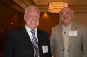 Dr. Soons and Deacon Pete Schümacher
