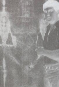Photographic negative Shroud