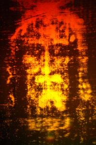fig. 11 First Face Hologram