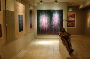 fig. 14 Life Size Hologram Exposition Sacramento