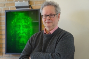 Walter Spierings Director of Dutch Holographic Laboratory