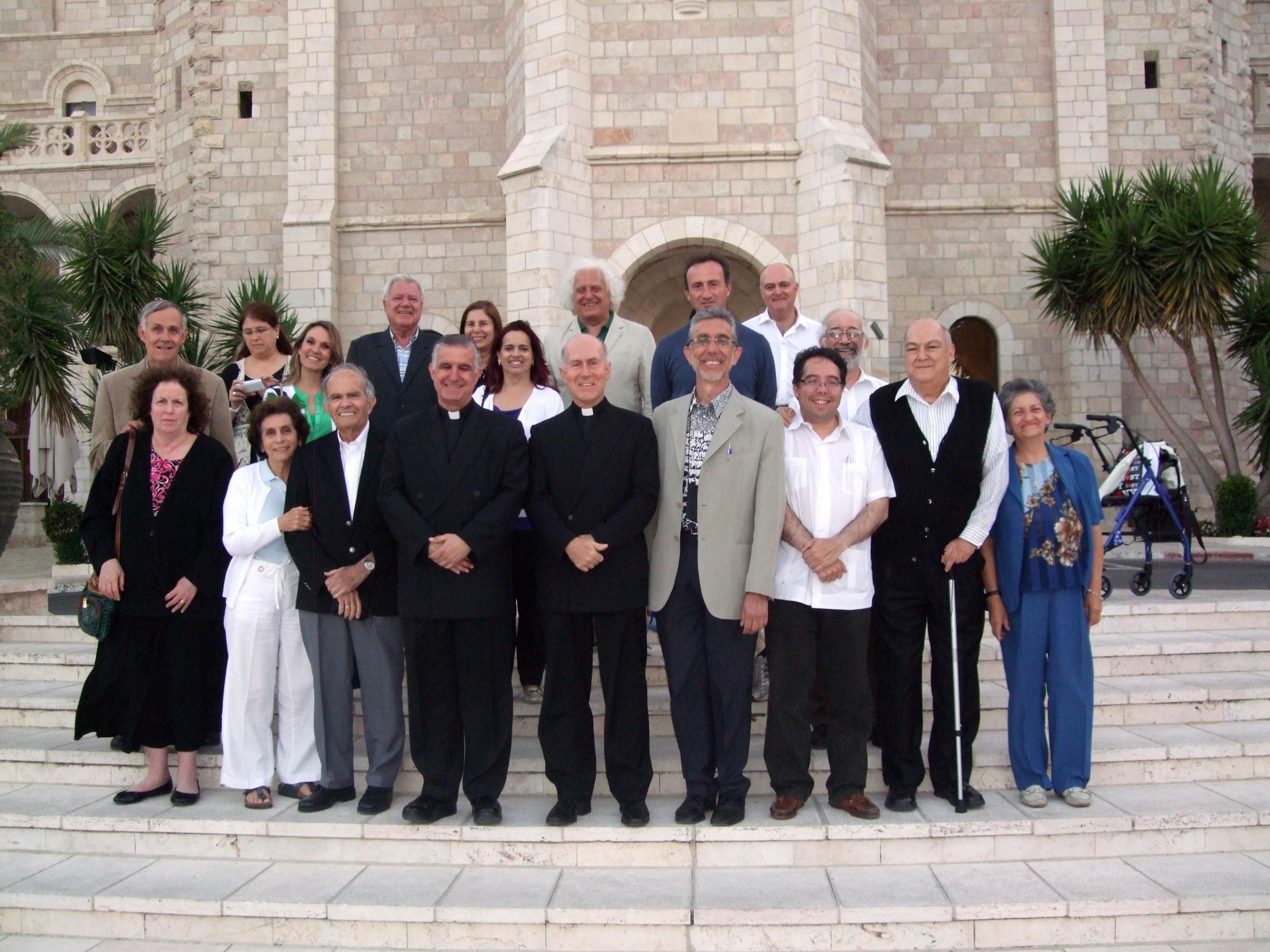 Participants conference Jerusalem