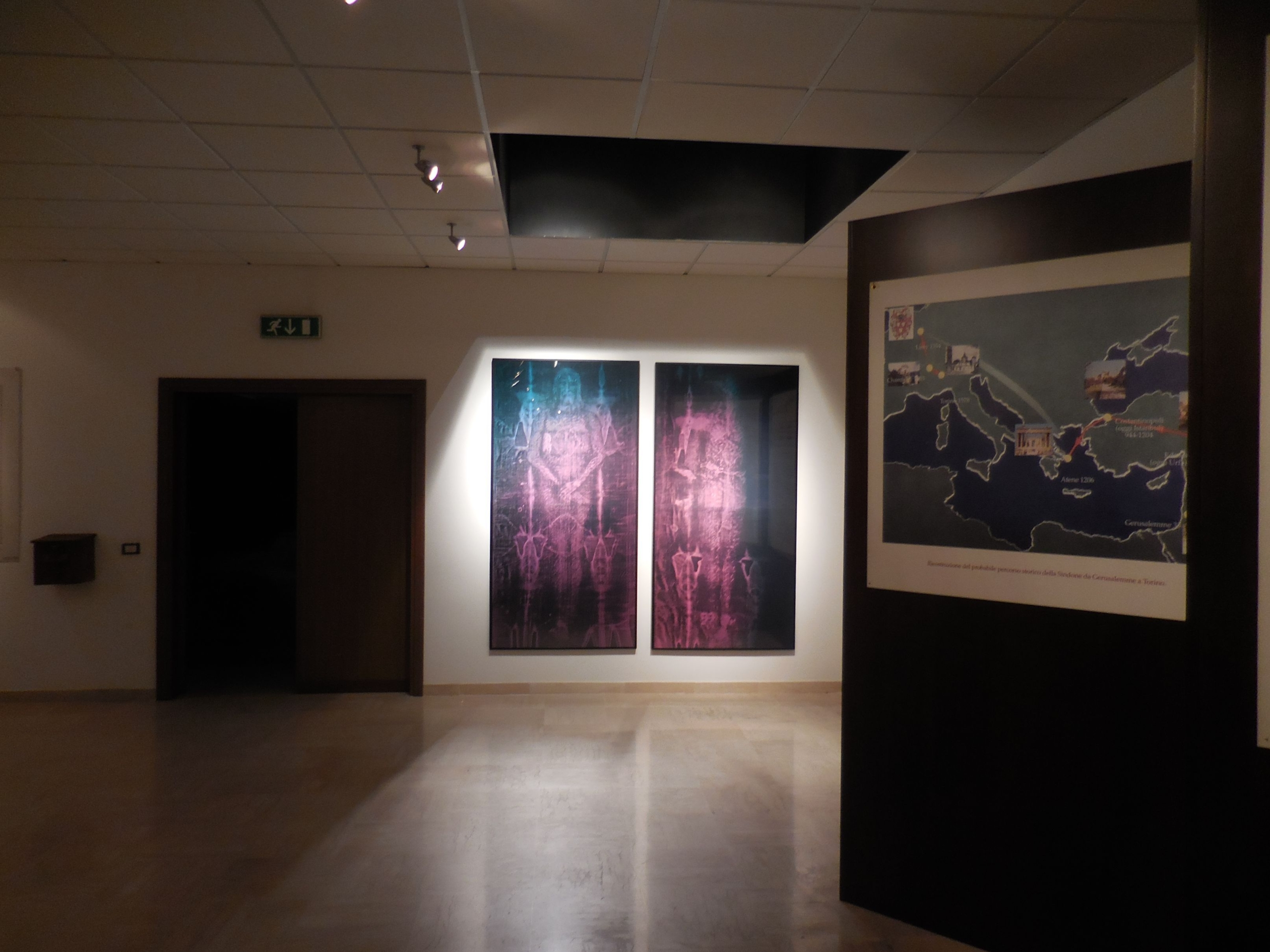 Exposition Rome / Holograms