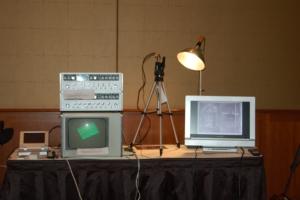 Photo 2. VP-8 Analyser