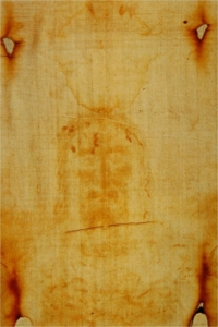 Figure 11 Color photographs Museo della Sindone vague outline solid object