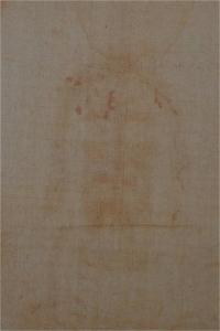 Figure 13 Color photographs Museo della Sindone vague outline solid object
