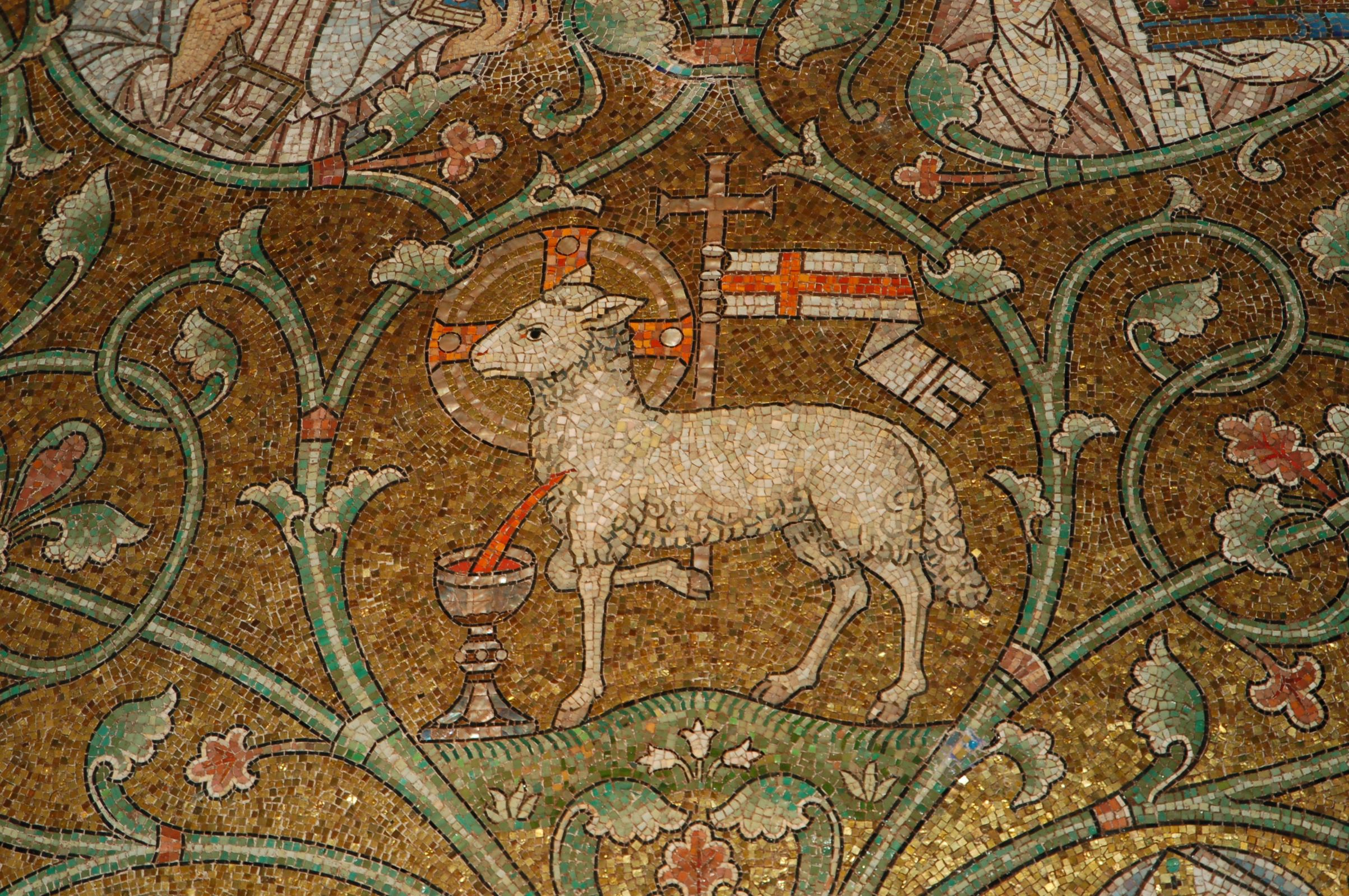 Image 16 The Sacrificial Lamb