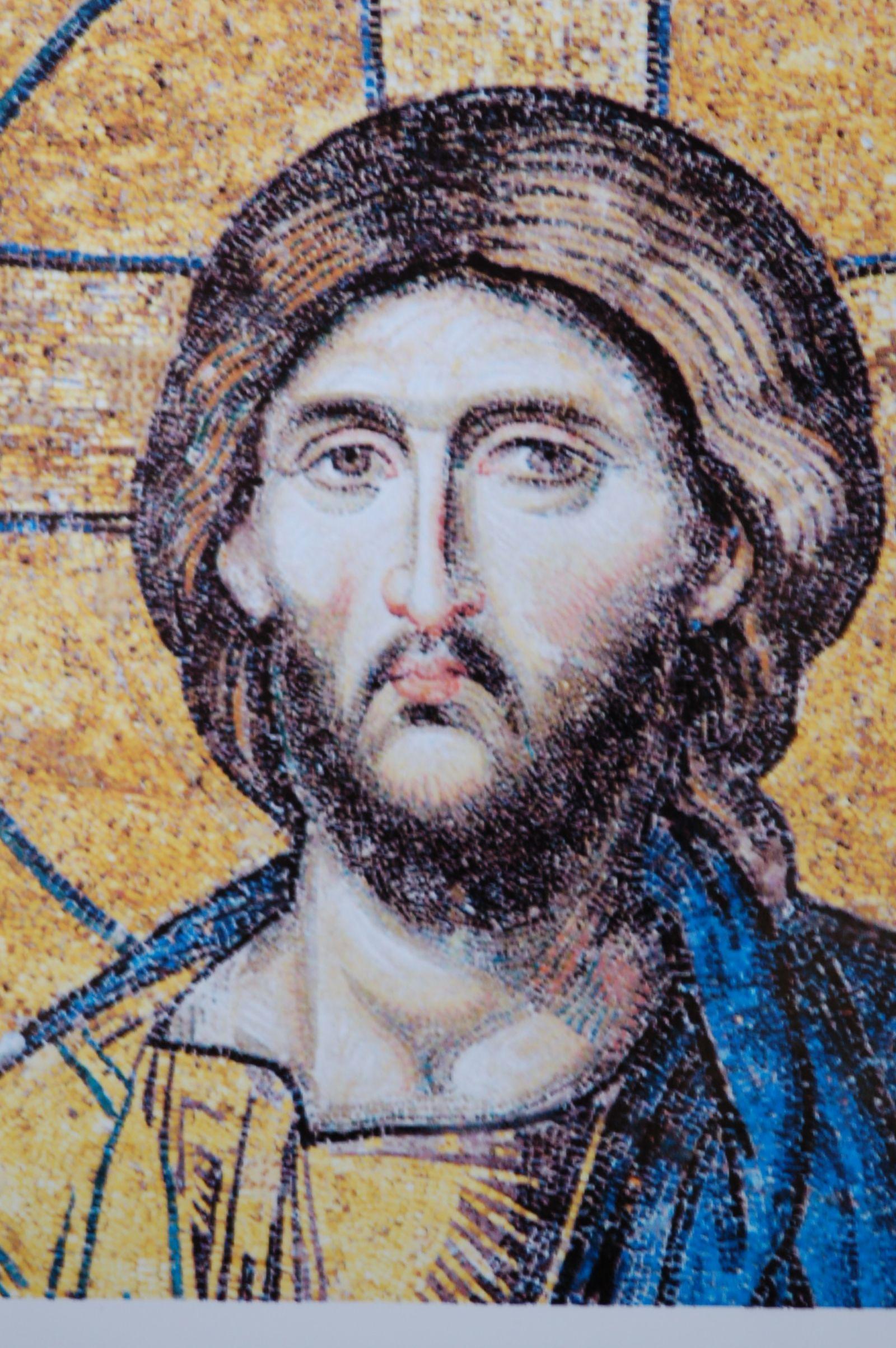 Photo 25. Icon Jesus Christ
