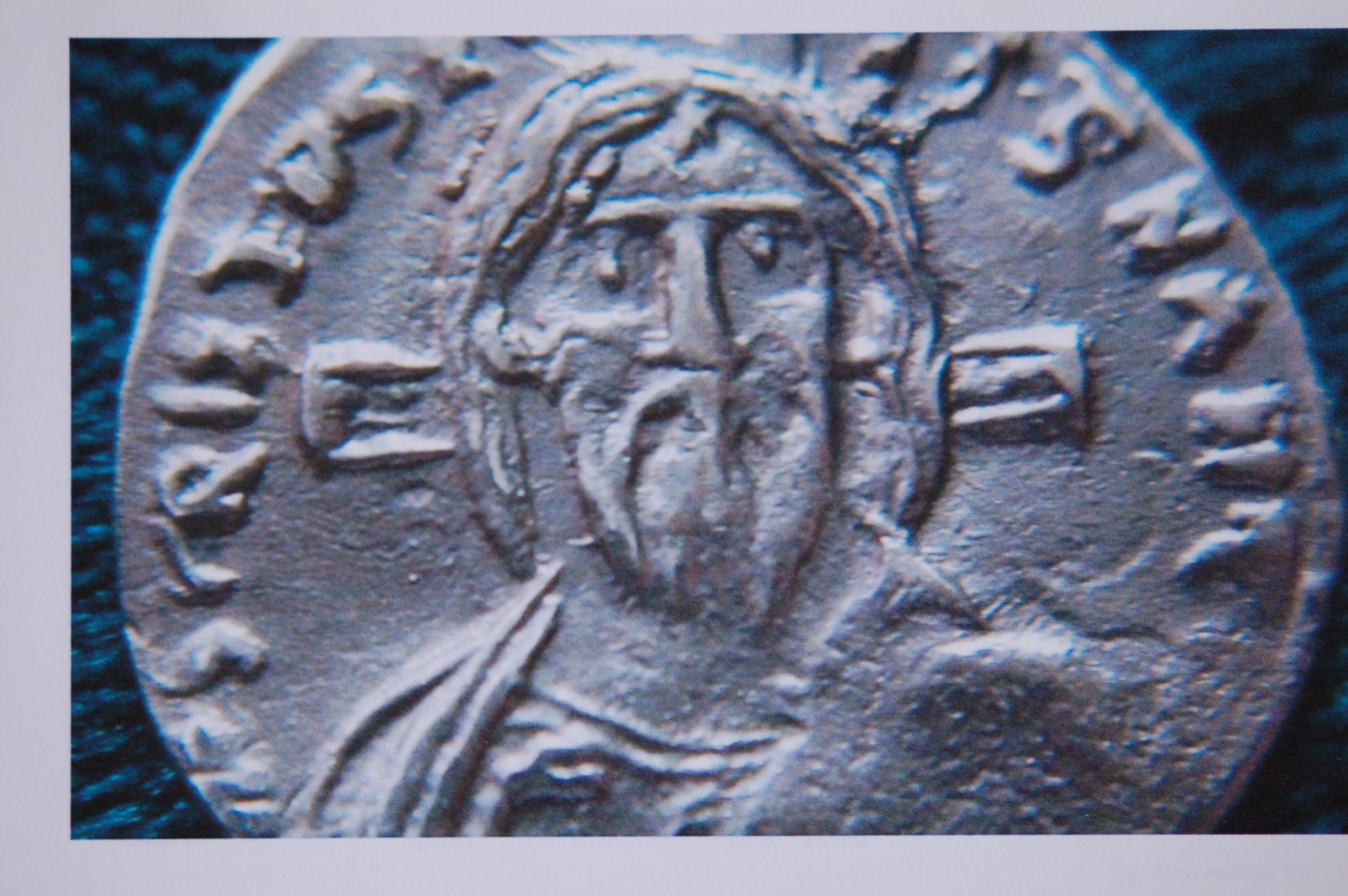 Photo 29. Solidus coin Justinianus