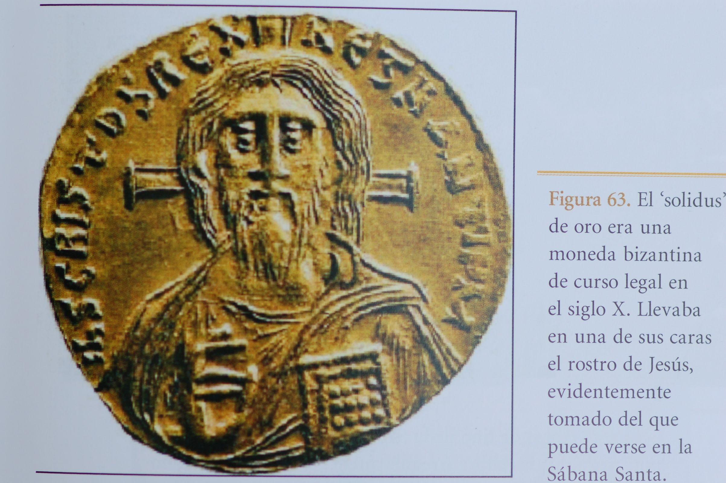 Photo 30. Solidus coin Bizantine