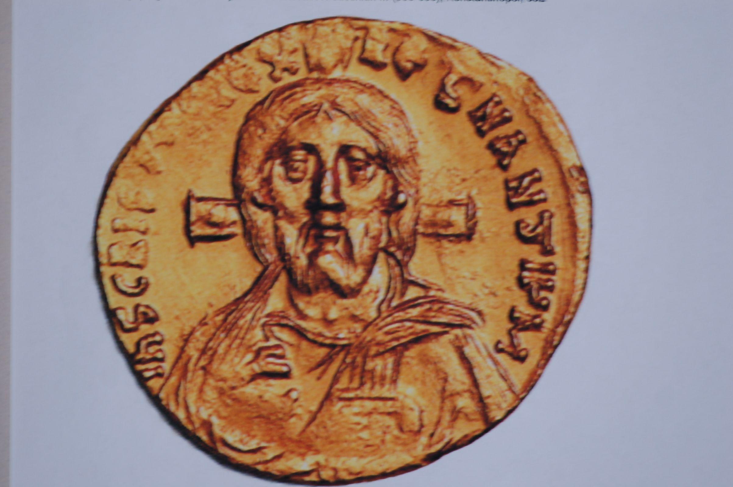 Photo 31. Solidus coin Bizantine