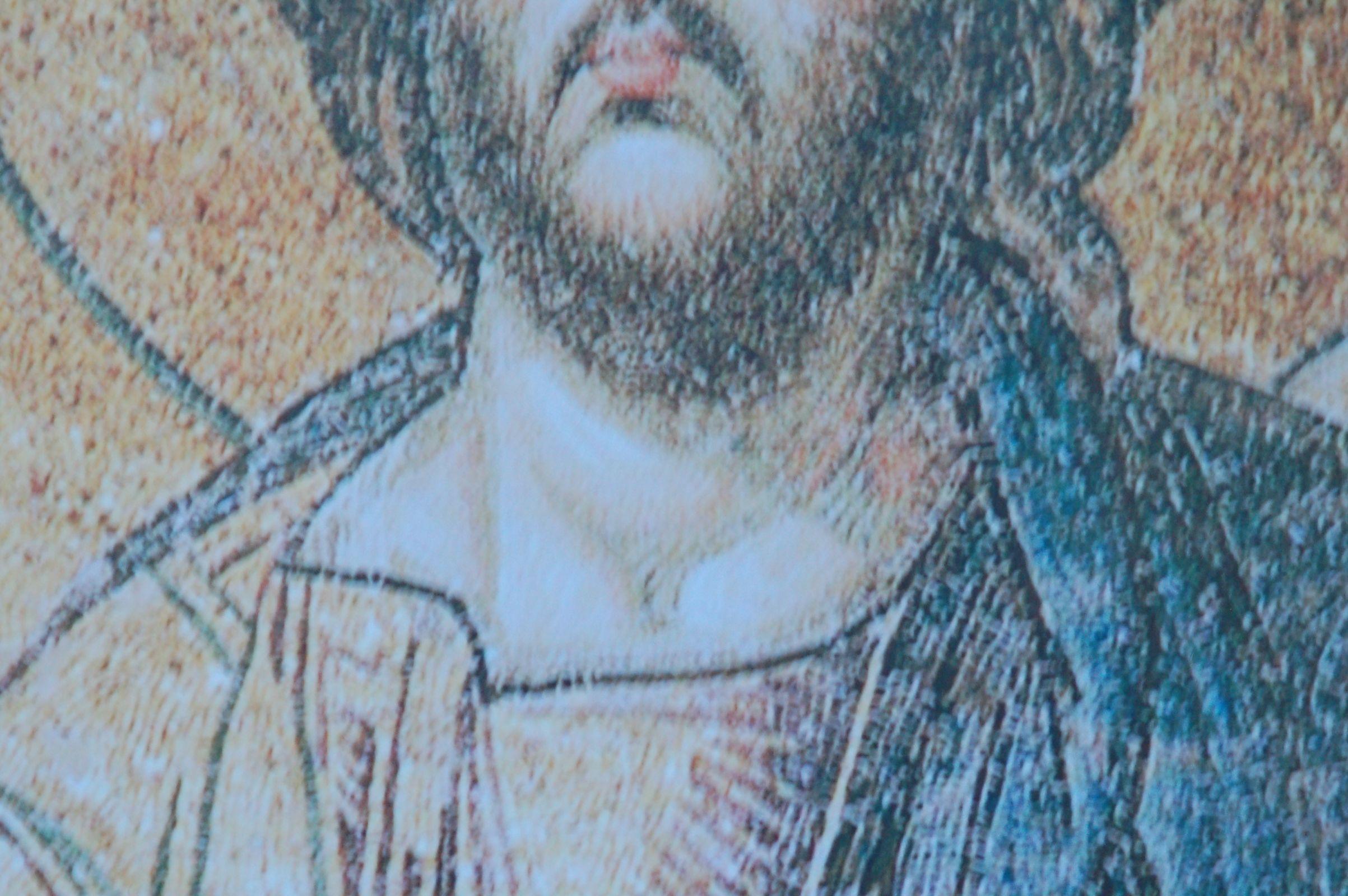Photo 34. Icon Jesus Christ