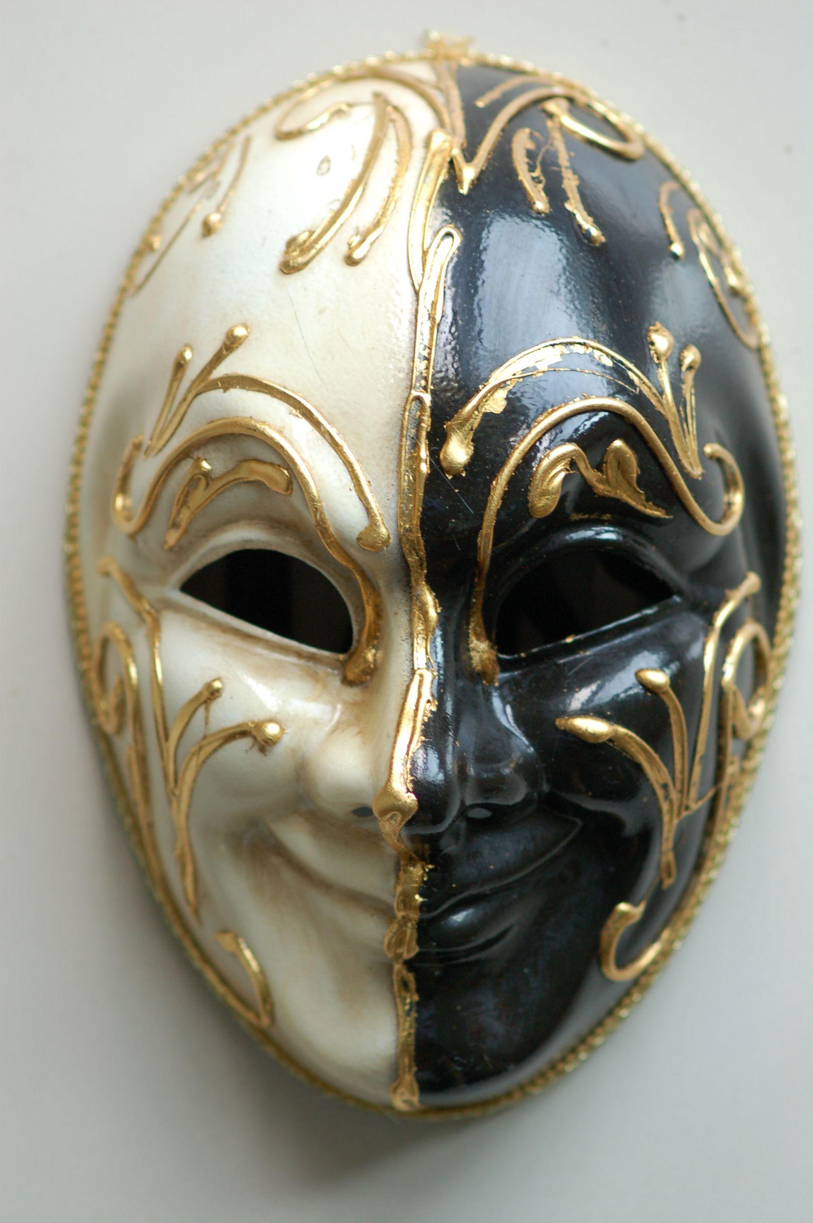 Photo 1. Mask